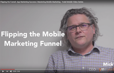 app marketing success? flip the mobile marketing funnel