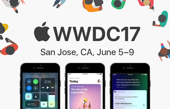 WWDC iOS 11 and App Store Redesign App Marketing Announcement