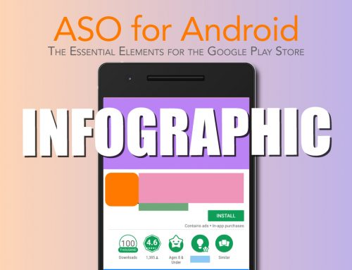 The Essential Android ASO Infographic for the Google Play Store