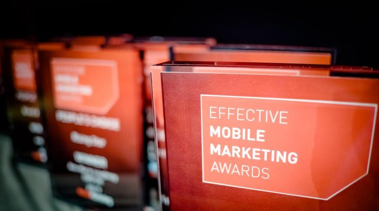 Effective mobile marketing awards