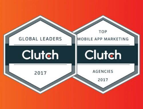 Yodel Mobile named Global Mobile & App Marketing Leader on Clutch!
