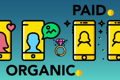 organic vs paid acquisition