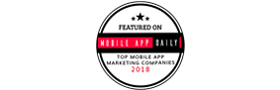 yodel mobile featured on - top mobile app marketing companies 2018