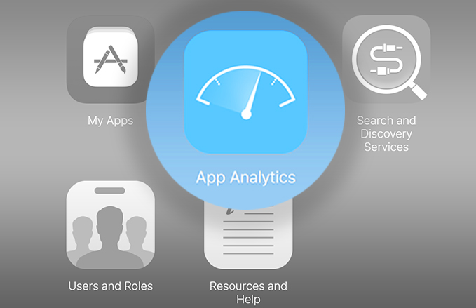 App Analytics iTunes Connect Mobile Marketing