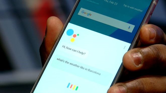 Google Assistant MWC