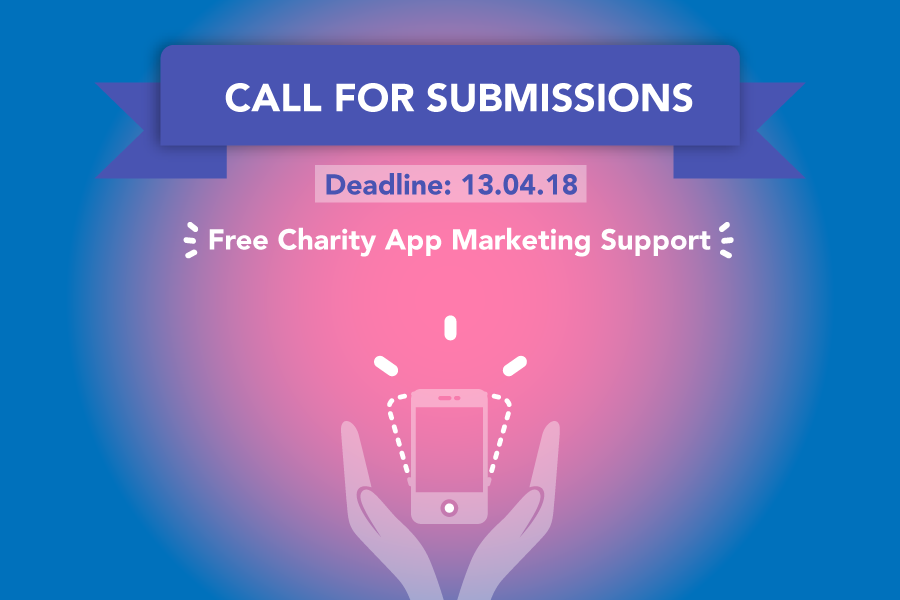 charity app submission free app marketing
