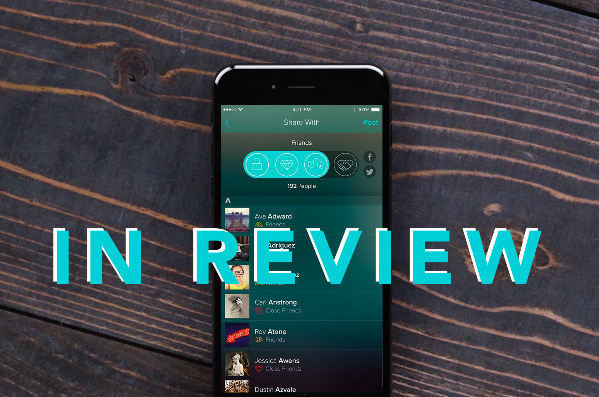 vero social app review