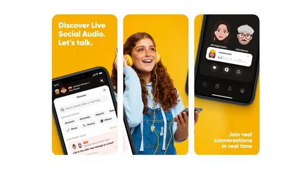 Stereo App Store Screenshots